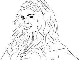 Coloring Pages Descendants 2 Coloring Pages Free To Print Out For