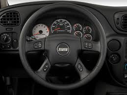 2007 Chevrolet Trailblazer Steering Wheel Interior Photo ...