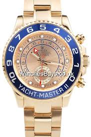 elaborate rolex yacht master ii men size gold color rose gold elaborate rolex yacht master ii men size gold color rose gold plated unidirectional cutwork bezel