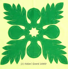 Hawaiian Quilting Patterns | Patterns Gallery & PATTERNS - Hawaiian Quilts Collection Adamdwight.com