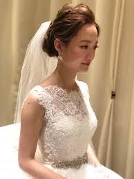 おしゃれ花嫁さん必見ふるゆわニュアンスアップヘア集18選