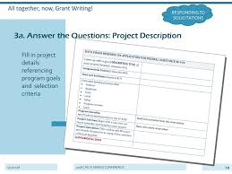 All Together Now Grant Writing Ppt Download