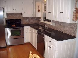 Kitchens With Uba Tuba Granite Kitchen Tile Backsplash Ideas With Uba Tuba Granite Countertops