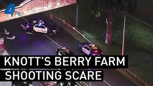 Berry Farm Shooting Scare