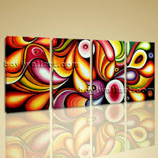huge canvas print wall art rainbow colorful abstract painting contemporary image on colorful abstract canvas wall art with huge canvas print wall art rainbow colorful abstract painting