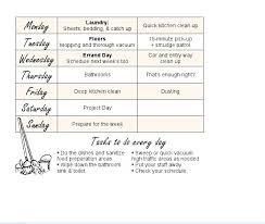 Bathroom Cleaning Schedule Best Design Ideas