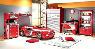 corvette bedroom set race