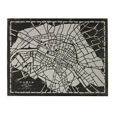 laser cut map of paris circa 1790 graphic art on canvas on laser cut wall art metal with laser cut wall art wayfair