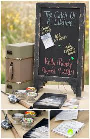 fishing themed wedding. Unique DIY Fishing Favors for Your Wedding