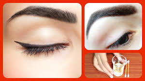 how to get thick eyebrows fast and naturally home remes for dark and thick eye brows you