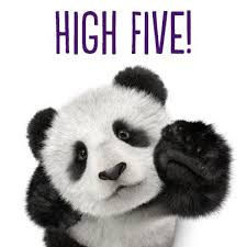 Image result for shout out panda