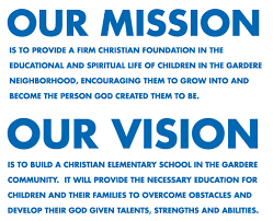 Christian Vision Quotes Best Of Gardere Community Christian School Mission Vision