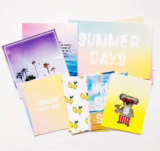 Lights The Ice Pack Summer Memories Paper Pack