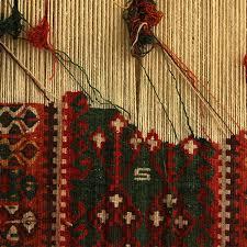 blocking sizing and latex backing of rugs