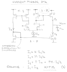 Ota Circuit Design Operational Transconductance Amplifier Mixed Signal Comments