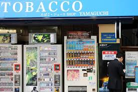 Suntory Vending Machine Fascinating Suntory To Swallow Japan Tobacco's Drinks Business For 4848 Billion