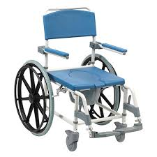 drive aston self propelled commode wheelchair