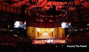 Andrea Bocelli Concert At Madison Square Garden Review Flume