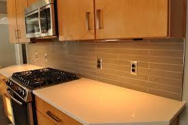 tile backsplash quartz countertop transitional kitchen indianapolis