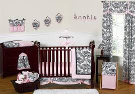 Sweet Jojo Designs Sophia Collection 11-Piece Crib Bedding Set