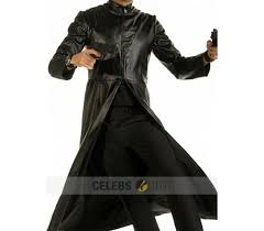 matrix trench real leather coat matrix trench real leather coat