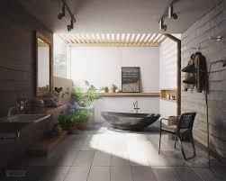 Bathroom Designs: Black And White Tub - 30 Bathtub Ideas With ...