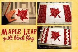 Maple Leaf quilt block flag | denna's ideas & ... maple leaf quilt block flag by dennasideas.com - Page 004 Adamdwight.com