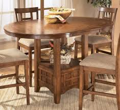 Ashley Furniture Kitchen Island Buy Ashley Furniture Cross Island Round Counter Height Table Set