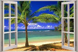 3D Window View Wallpapers - Top Free 3D ...