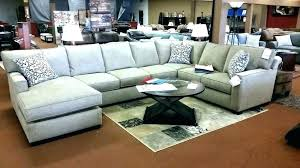 how to place a rug under a sectional sofa what size area rug for sectional couch