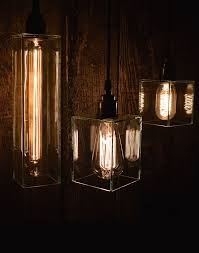 different lighting styles. experimentation with traditional filament bulbs saw the creation of an entirely new lighting range we different styles a
