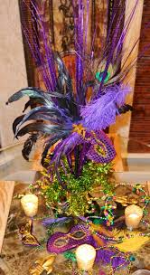 183 best images about mardi gras centerpieces on mardi gras centerpiece centerpieces