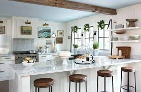 farmhouse kitchen decor diy modern decorating ideas counter