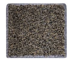 mineral gray indoor outdoor premium artificial grass turf 3 8 thick 20 oz mineral gray indoor outdoor turf area rug with action back backing