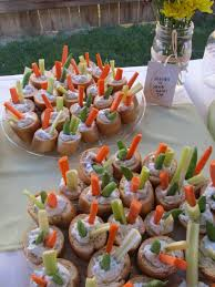 Best 25 Bunny Baby Showers Ideas On Pinterest  Baby Shower Foods What To Serve At Baby Shower