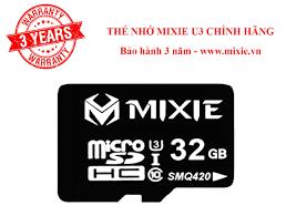 THẺ NHỚ MIXIE 32GB U3 MICRO TF TỐC ĐỘ GHI 70M/S CHÍNH HÃNG THƯƠNG HIỆU THÁI  LAN - Vi Tính Phát Đạt