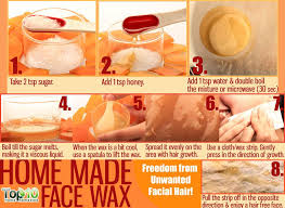 honey and sugar home remedy to get rid of unwanted hair