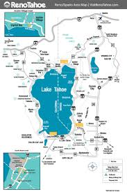 lake tahoe maps and reno maps  discover reno tahoe
