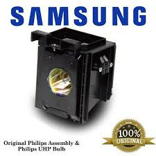 samsung tv bulb. get quotations · samsung bp96-01099a tv assembly with original philips housing and uhp bulb tv