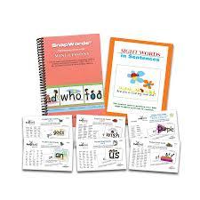 Snapwords Child1st Publications
