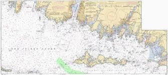 Long Island Sound Ri Conn Marine Chart Us12372_p2164