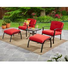 large size of outdoor furnitures broyerk 5 piece rattan outdoor patio furniture set appealing patio