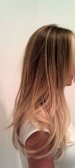 Blonde Ombre Perfection I M Going