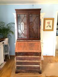remarkable antique office chair. DIY Antique Secretary Desk Upcycle Remarkable Office Chair L