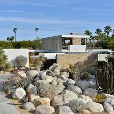 Palm Springs Garden Design Neutras Kaufmann House Epitomises Desert Modernism In Palm