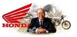 Soichiro Honda Intimatedesigner Soichiro Honda Biography