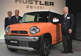 new car launches of 2014 in indiaMaruti Suzuki Compact SUV Hustler in India by 2014