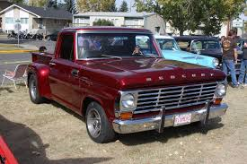 1967 Mercury M-100 truck | Post 1945 / 85 Work Horses | Ford pickup ...