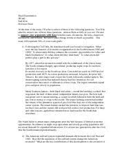 women s rights essay outline for final exam war helps define  3 pages final examination essays 2016 1 doc