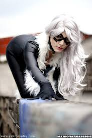 black cat marvel cosplay. Perfect Cat Black Cat Source ShermieCosplay Throughout Cat Marvel Cosplay